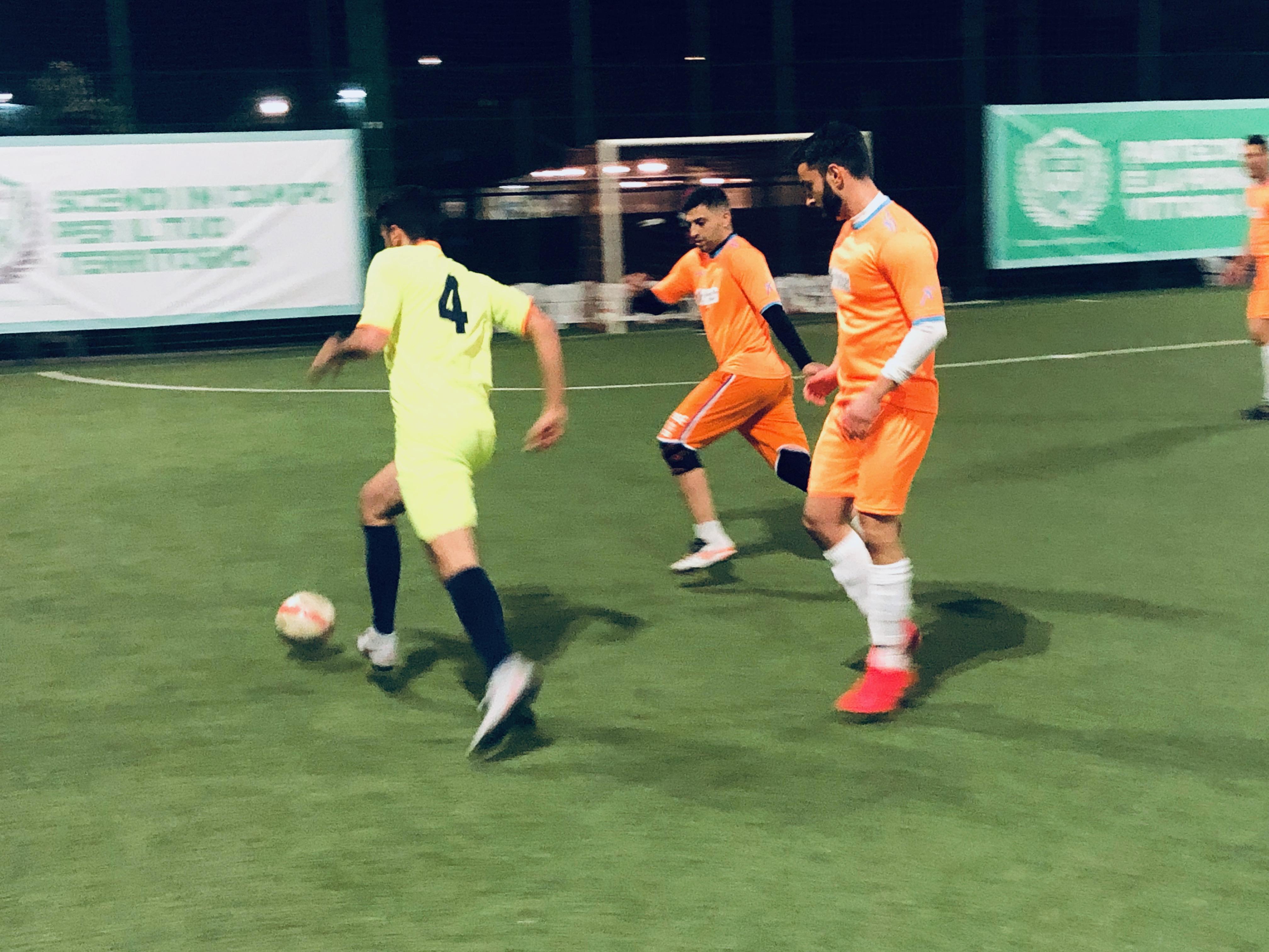 III^ giornata: Tiki Taka in testa alla classifica, riscatto del Paradise Soccer